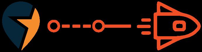 local reviews Logo - Zapier Rocket